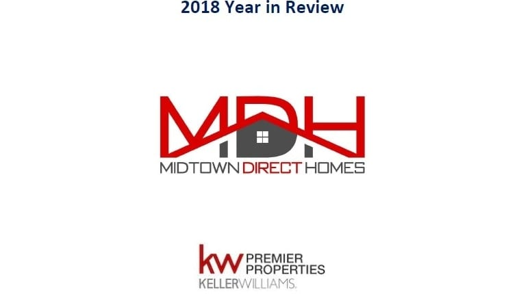NJ Real Estate 2018 Year in Review